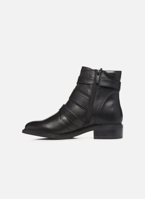 Boots en enkellaarsjes Tamaris Lilou Zwart voorkant