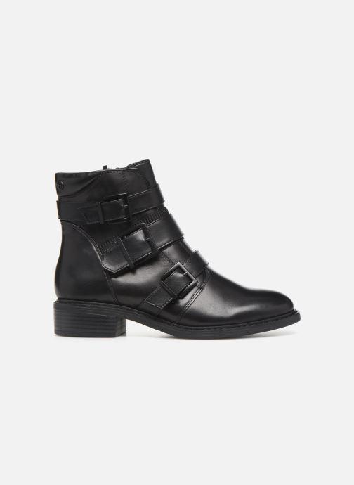 Boots en enkellaarsjes Tamaris Lilou Zwart achterkant