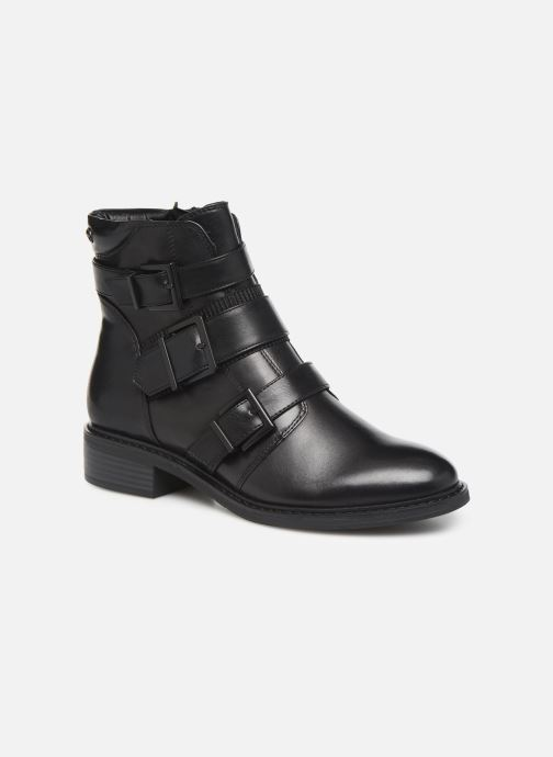 Boots en enkellaarsjes Tamaris Lilou Zwart detail
