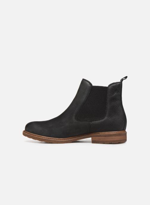 Bottines et boots Tamaris KALIN NEW Noir vue face