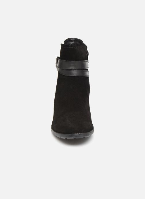 Bottines et boots Tamaris Bali Noir vue portées chaussures
