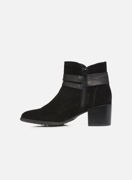 Bottines et boots Tamaris Bali Noir vue face