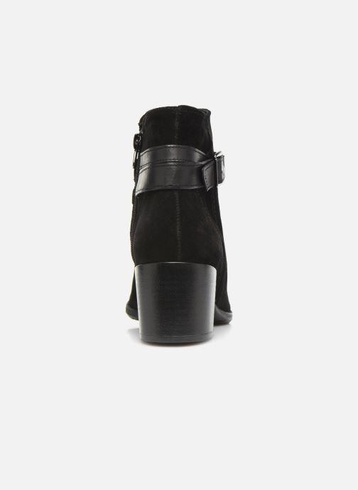 Bottines et boots Tamaris Bali Noir vue droite