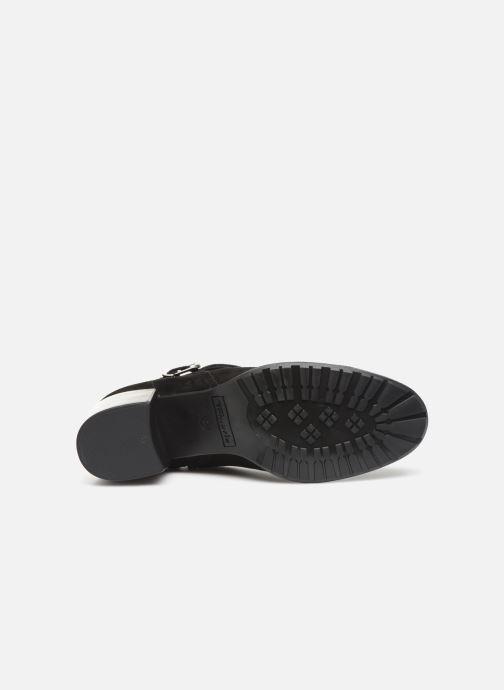 Boots en enkellaarsjes Tamaris Bali Zwart boven