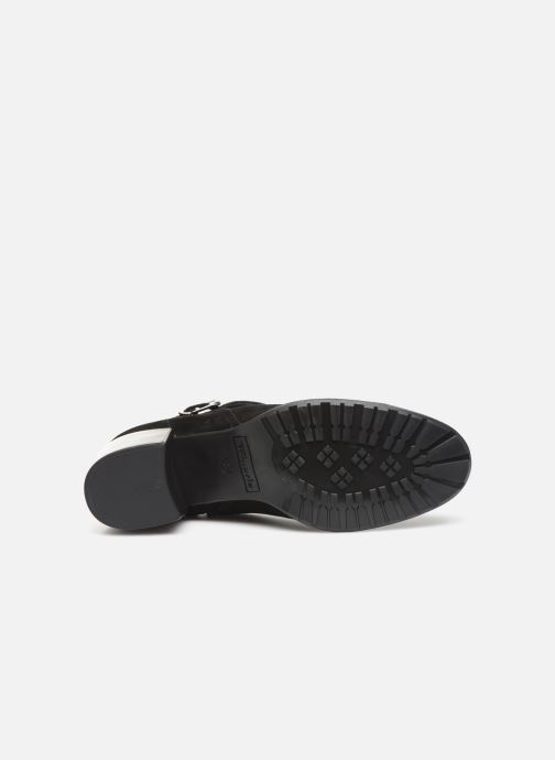 Bottines et boots Tamaris Bali Noir vue haut