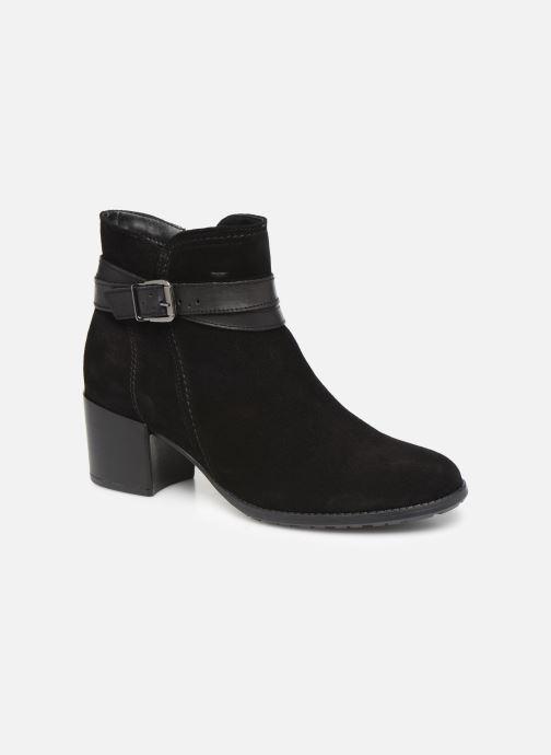 Bottines et boots Tamaris Bali Noir vue détail/paire