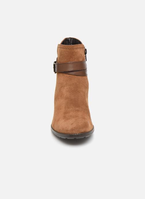 Bottines et boots Tamaris Bali Marron vue portées chaussures