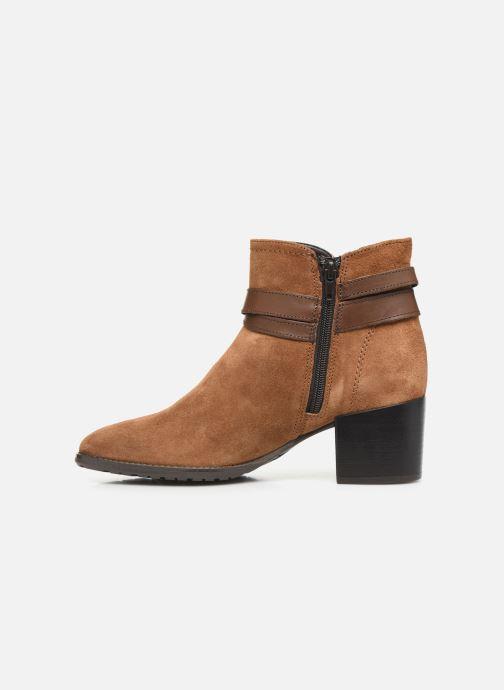 Boots en enkellaarsjes Tamaris Bali Bruin voorkant