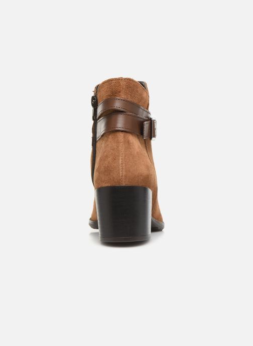 Bottines et boots Tamaris Bali Marron vue droite