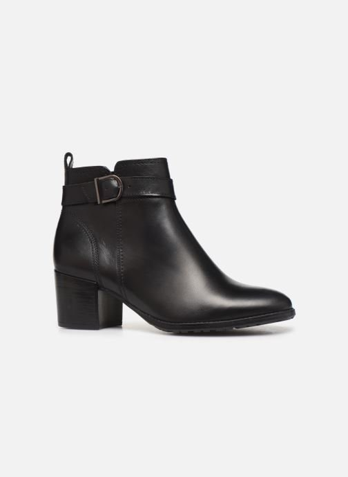 Ankle boots Tamaris Balina Black back view