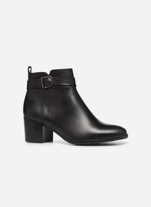 Ankle boots Tamaris Balina Black back view