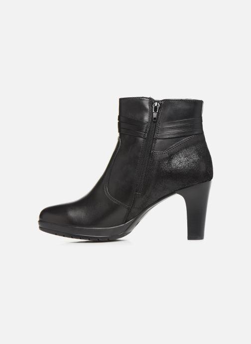 Bottines et boots Tamaris ARI Noir vue face