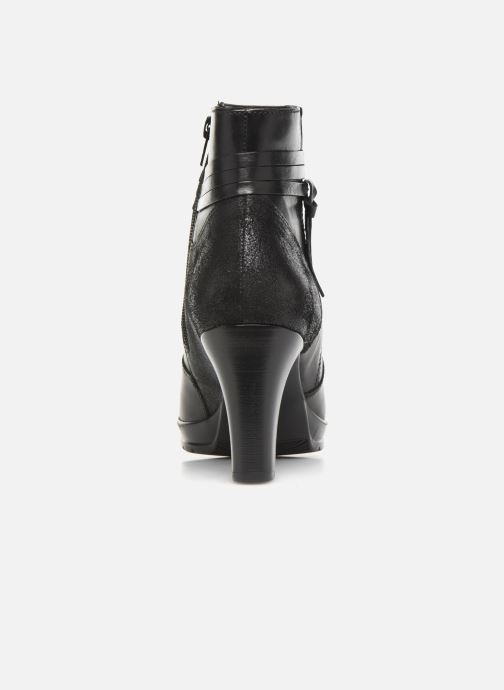 Bottines et boots Tamaris ARI Noir vue droite