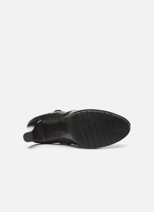 Bottines et boots Tamaris ARI Noir vue haut
