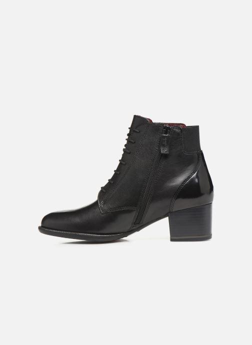 Boots en enkellaarsjes Tamaris Silvia Zwart voorkant