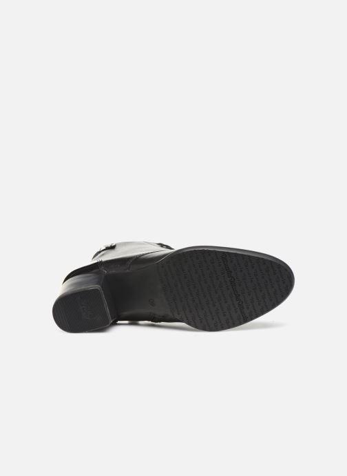Stiefeletten & Boots Tamaris Silvia schwarz ansicht von oben