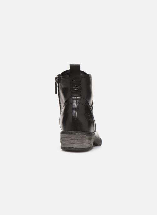 Boots en enkellaarsjes Tamaris OPRA NEW Zwart rechts