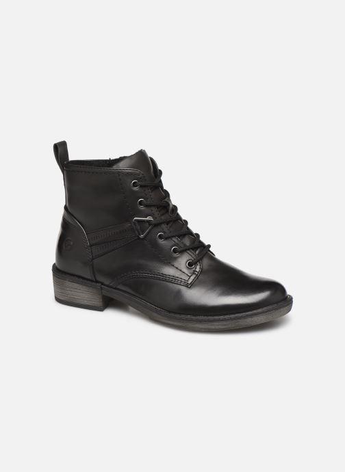 Boots en enkellaarsjes Tamaris OPRA NEW Zwart detail