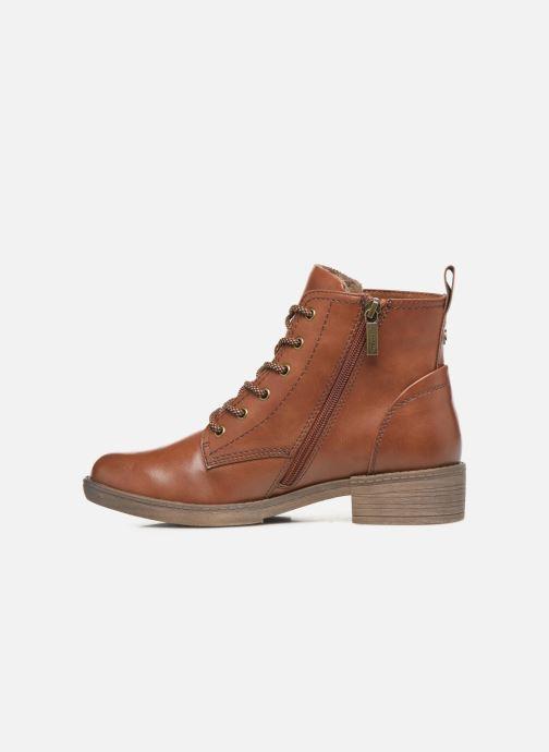 Boots en enkellaarsjes Tamaris OPRA NEW Bruin voorkant