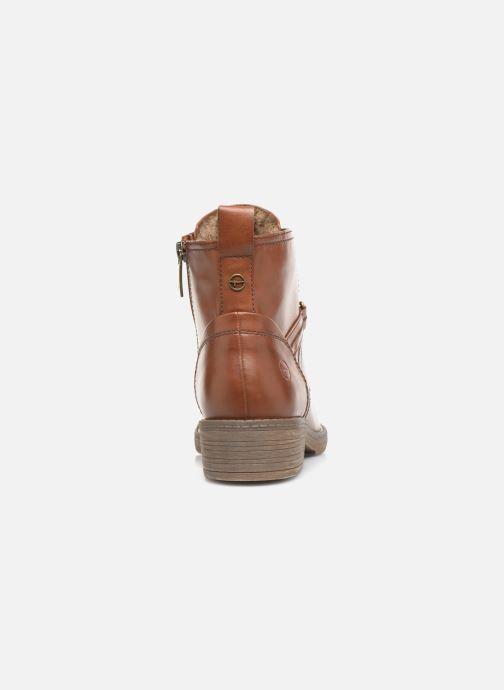 Bottines et boots Tamaris OPRA NEW Marron vue droite