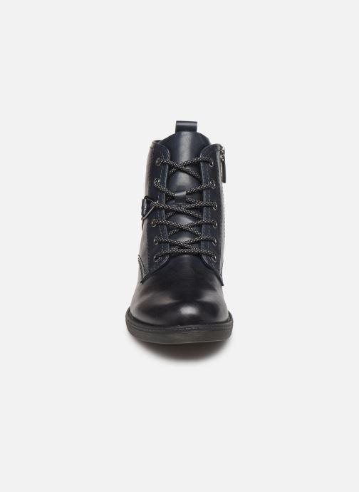 Bottines et boots Tamaris OPRA NEW Bleu vue portées chaussures