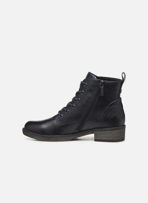 Bottines et boots Tamaris OPRA NEW Bleu vue face