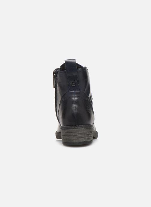 Bottines et boots Tamaris OPRA NEW Bleu vue droite