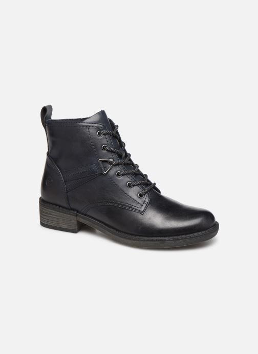 Ankelstøvler Tamaris OPRA NEW Blå detaljeret billede af skoene