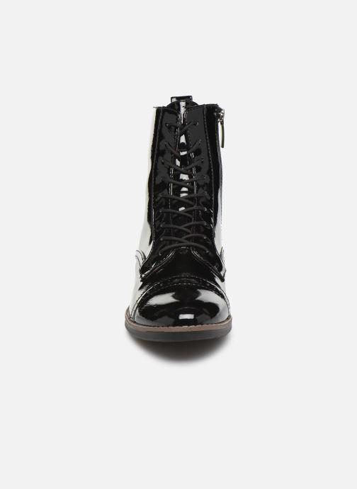 Bottines et boots Tamaris Laura Noir vue portées chaussures
