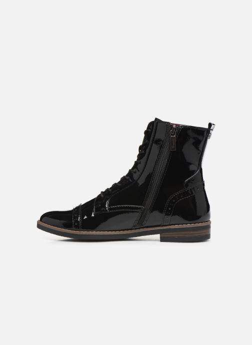 Bottines et boots Tamaris Laura Noir vue face