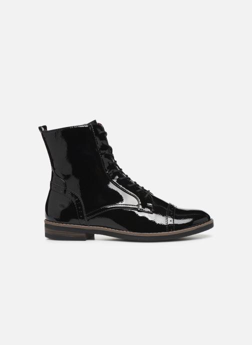 Bottines et boots Tamaris Laura Noir vue derrière