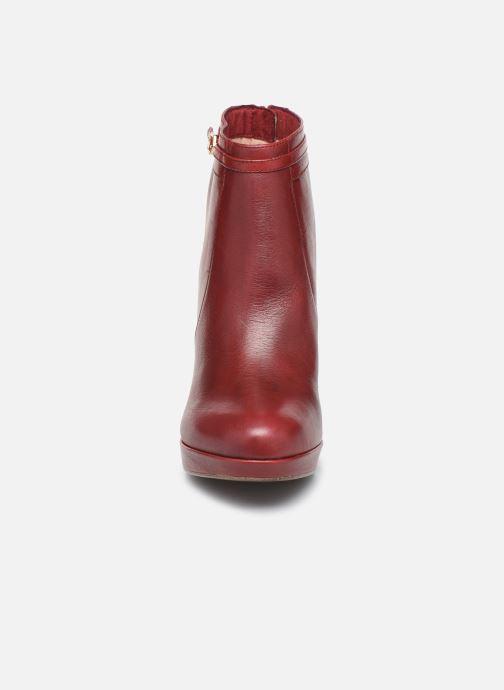 Stiefeletten & Boots Tamaris ESTRID BIS rot schuhe getragen