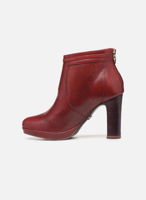 Stiefeletten & Boots Tamaris ESTRID BIS rot ansicht von vorne