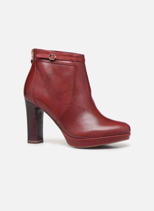Stiefeletten & Boots Tamaris ESTRID BIS rot ansicht von hinten