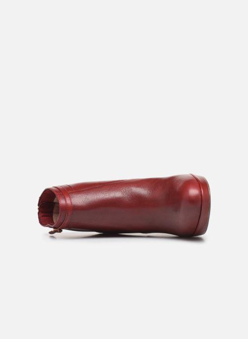 Stiefeletten & Boots Tamaris ESTRID BIS rot ansicht von links