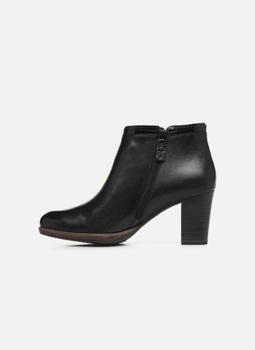 Bottines et boots Tamaris Paula Noir vue face