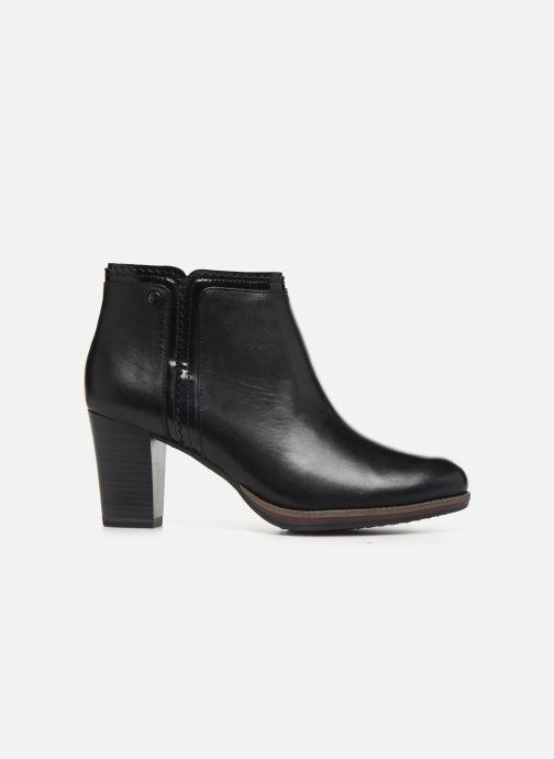 Bottines et boots Tamaris Paula Noir vue derrière