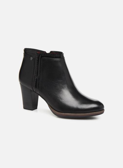 Bottines et boots Tamaris Paula Noir vue détail/paire