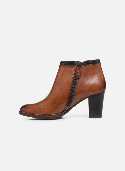 Stiefeletten & Boots Tamaris Paula braun ansicht von vorne