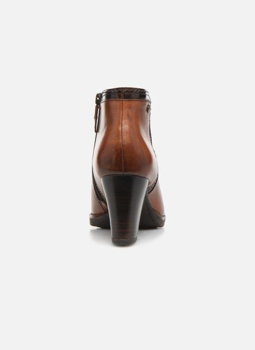 Stiefeletten & Boots Tamaris Paula braun ansicht von rechts