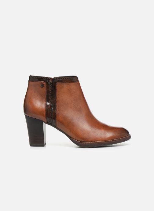 Boots en enkellaarsjes Tamaris Paula Bruin achterkant
