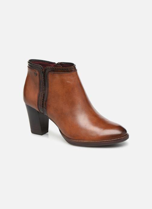 Boots en enkellaarsjes Tamaris Paula Bruin detail