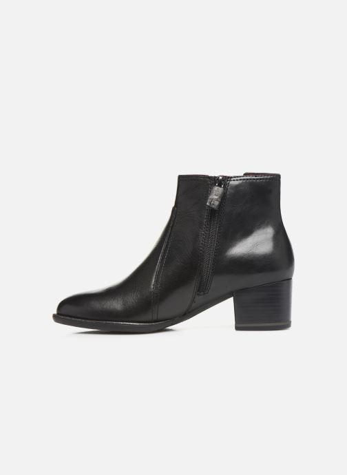 Bottines et boots Tamaris Prisca Noir vue face
