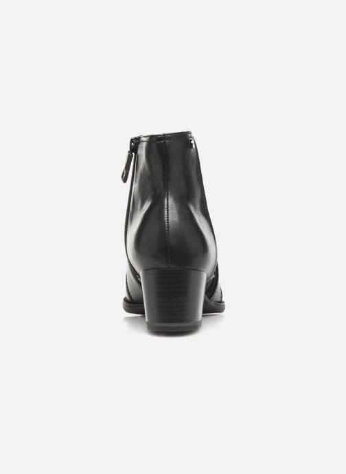 Bottines et boots Tamaris Prisca Noir vue droite
