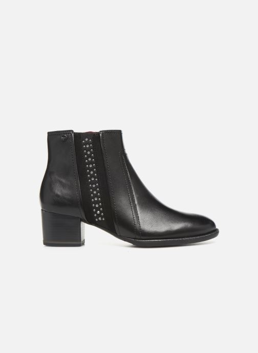 Bottines et boots Tamaris Prisca Noir vue derrière