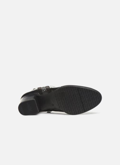 Bottines et boots Tamaris Prisca Noir vue haut