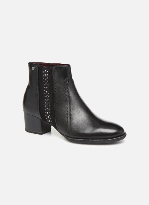 Bottines et boots Tamaris Prisca Noir vue détail/paire