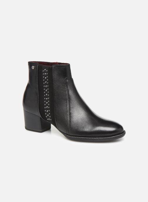 Boots en enkellaarsjes Tamaris Prisca Zwart detail