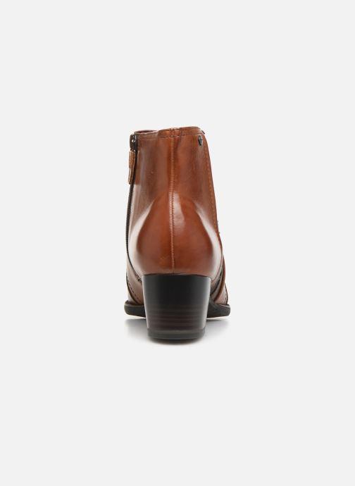 Bottines et boots Tamaris Prisca Marron vue droite