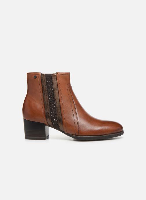 Bottines et boots Tamaris Prisca Marron vue derrière